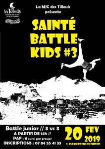 Sainté Battle Kids 3