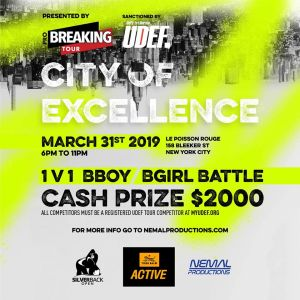 City of Excellence 2019