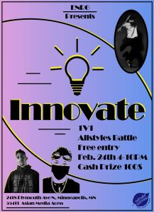 Innovate Battle at AMA 2019