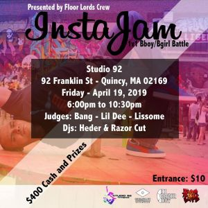 An All Female Open Styles Jam 2019