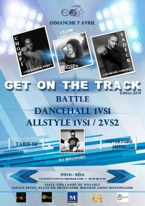 Battle GET on the TRACK 2019