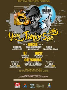 Your Funky Soul Jam 2019