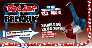 The Art of Breakin´Fürth 2019