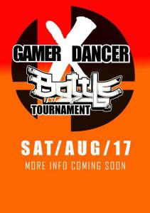 MCC Gamer X Dancer Battle Tournament 2019