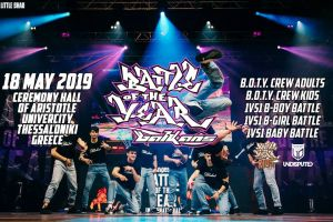 Battle Of The Year Balkans 2019