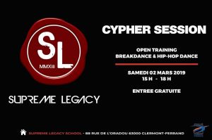 Cypher Session 2 2019