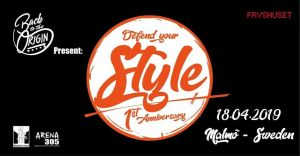 Defend your Style 1st Anniversary 2019