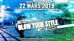 BLOW YOUR STYLE LAST CHANCE 2019