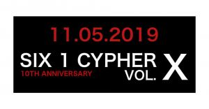 Six 1 Cypher 2019