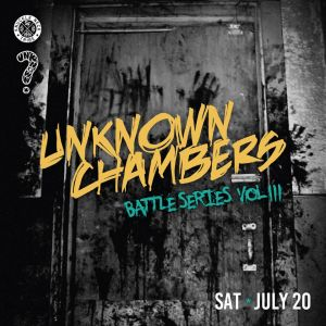 UNKNOWN CHAMBERS 2019