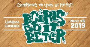Bgirls Do It Better  2019