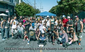 The Bboy Connection Sunday Streets Jam 2019