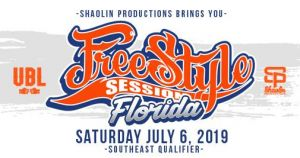 Freestyle Session Florida: Southeast Qualifier 2019