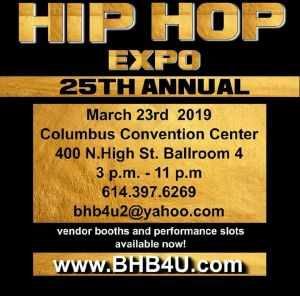 25th Annual HipHop Expo 2019