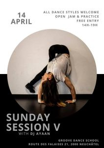 Sunday Session 5 - Free Open Dance Practice 2019