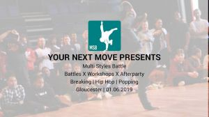Your Next Move Presents: M.S.B 2019