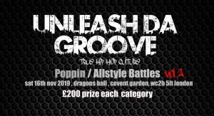 Unleash Da Groove 2019