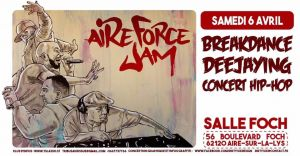 AIRe Force Jam 2019