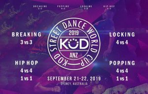 KOD ANZ 2019 Qualifiers 2019