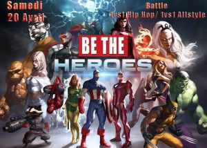 Battle Be The Heroes 2019