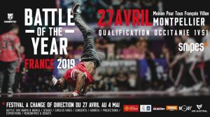 BOTY France Qualification Occitanie 2019
