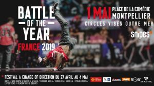 Circles Vibes Outre Mer - BOTY France 2019