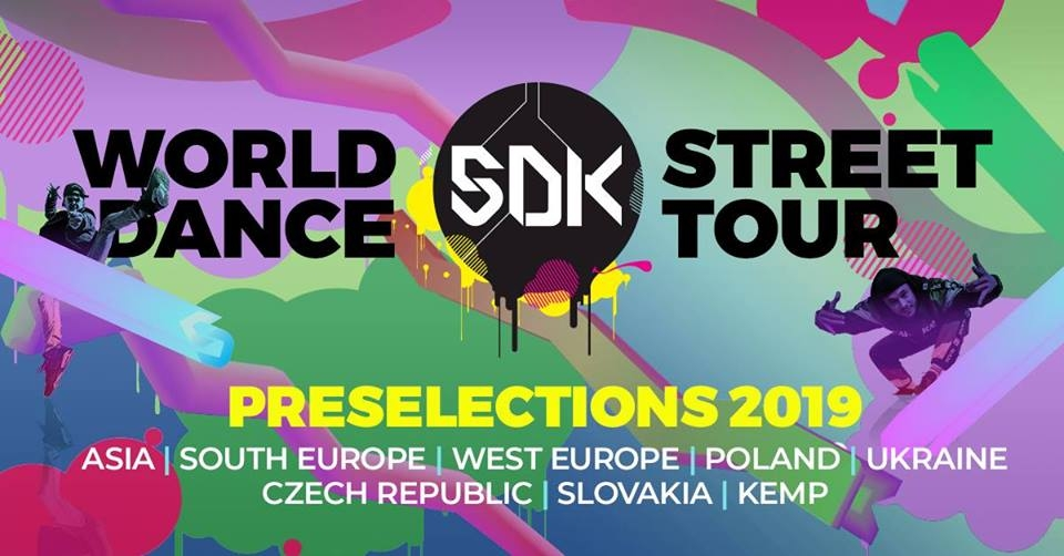 SDK World Cup / Battle Tour 2019 poster