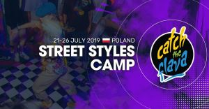 Catch The Flava Street Styles Camp 2019