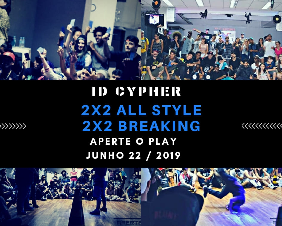 ID CYPHER Aperte O Play 2019 poster