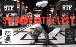 STF BBoy Battle 2019