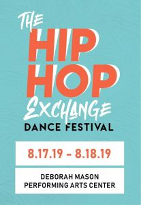 The Hip Hop Exchange Dance Festival 2019