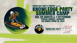 Knowledge Party Summer Camp 2019