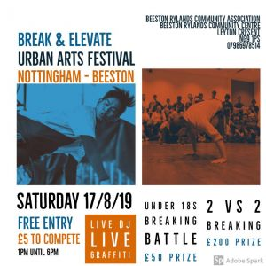 Break & Elevate Festival 2019