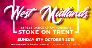 UK Street Dance Challenge - West Midlands 2019