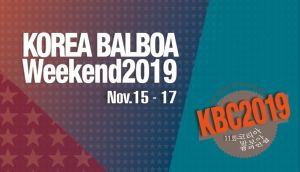 Korea Balboa Weekend 2019