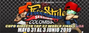 Freestyle session colombia FSSC 2019