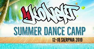 4Konekt Summer Dance Camp 2019