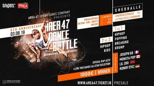 AREA 47 Dance Battle 2019