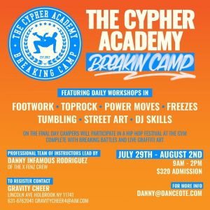 The Cypher Academy 2019