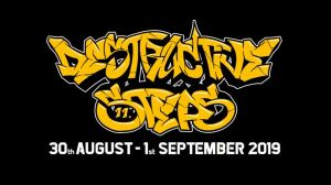 Destructive Steps 11 Street Dance Festival 2019