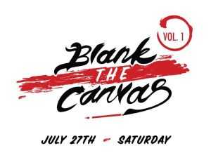 Blank The Canvas 2019