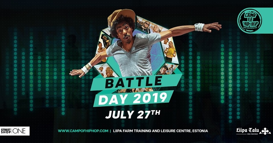 Battle Day 2019 poster