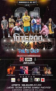 Interno Braking Limits 2019