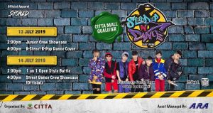 Shuddup N Dance 2019: CITTA Mall Qualifier
