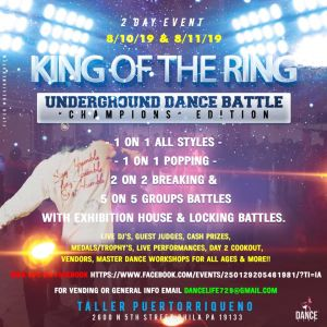 King Of The Ring Dance Battle
