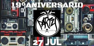 19° Aniversario Party Part Crew