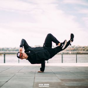 Breakdance Workshop mit TOMIfly 2019