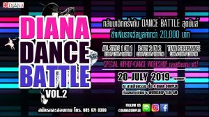 DIANA Dance Battle 2019