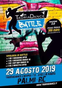 TauriaDance Battle 2019