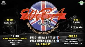 WIBA BATTLE UK QUALIFIER 2019